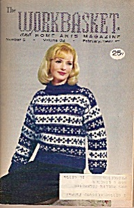 The workbasket and home arts magazine Fe bruary 1967 (Image1)