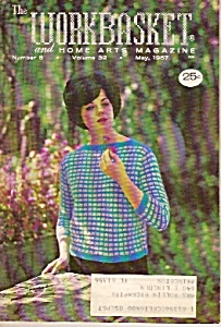 The Workbasket and home arts magazine -  May 1967 (Image1)