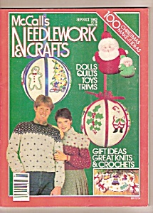Mccal;l's Needlework & Crafts - Sept/ Oct. 1982