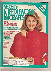 McCall's Needlework & crafts - October 1986 (Image1)
