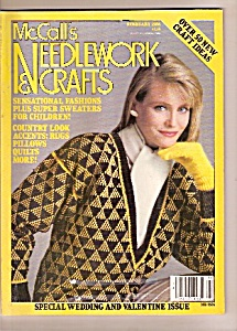 McCall's needlework & crafts - February 1986 (Image1)