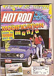 Hot Rod magazine- 1989 (Image1)