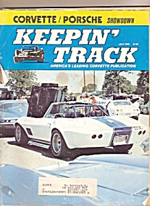 Keepin Track magazine -  July 1978 (Image1)