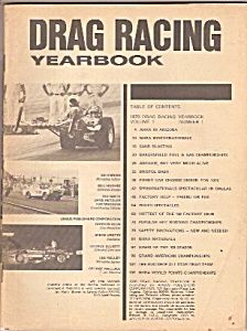 Drag Racing Magazine=-  1970 yerbook (Image1)