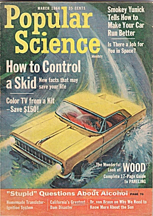 Popular Science - March 1964 (Image1)