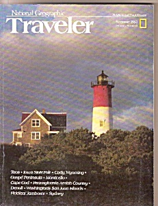 National Geographic Traveler -  Summer 1984 (Image1)