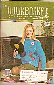 Workbasket and home arts magazine -  October 1969 (Image1)