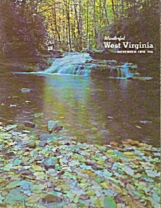Wondeful West Virginia = November 1978