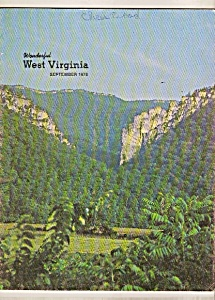 Wonderful West Virginia - September 1976