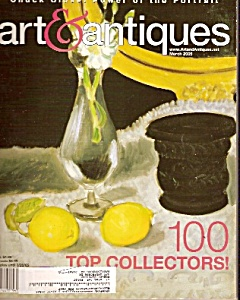 Art & antiques magazine - March 2005 (Image1)