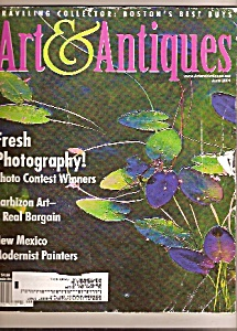 Arts & Antiques Magazine - June 2004