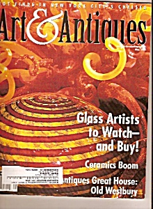 Art & Antiques Magazine - May 2004