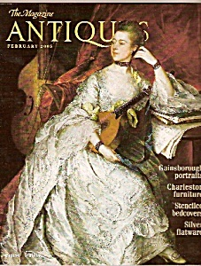 Art & Antiques Magazine- February 2005