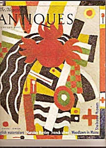 Antiques magazine - January 2003 (Image1)