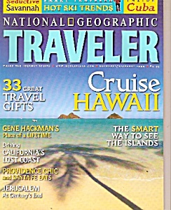 National Geographic Traveler -  Nov. Dec. 1999 (Image1)