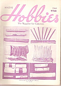 Hobbies Magazine - August 1969