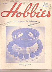 Hobbies Magazine - July 1973