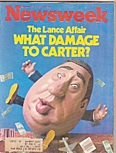 Newsweek Magazine- September 19, 1977