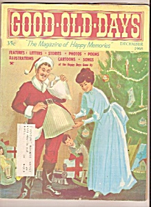 Good Old days magazine-  December 1968 (Image1)