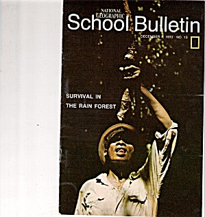 National Geographic school Bulletin -0  December 6, 197 (Image1)