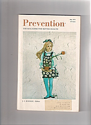Prevention Magazine -  May 1970 (Image1)