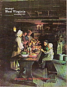 Wonderful West Virginia magazine -  November 1976 (Image1)