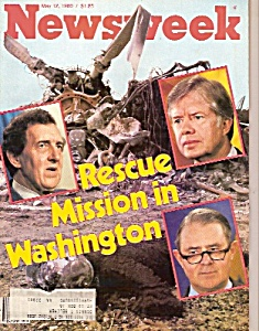Newsweek magazine-  May 12, 1980 (Image1)
