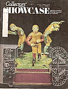 Collectors' showcase magazine -  February 1983 (Image1)