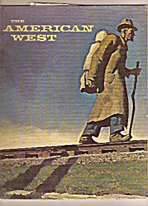 The American West  magazine-  November 1969 (Image1)
