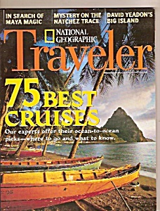 National Geographic Traveler - Nov., Dec. 1998