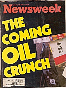 Newsweek magazine - February 19, 1979 (Image1)