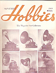 Hobbies Magazine -  September 1969 (Image1)