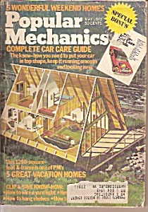 Popular Mechanics magazine- May 1973 (Image1)