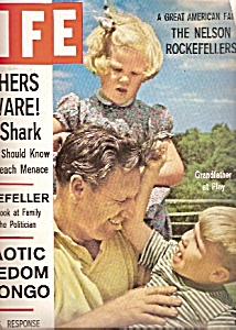 Life Magazine -  July 11, 1960 (Image1)