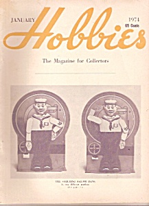 Hobbies magazine-  January 1974 (Image1)