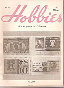 Hobbies Magazine - April 1974 (Image1)