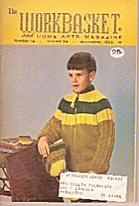 Workbasket and home arts magazine-  September 1969 (Image1)