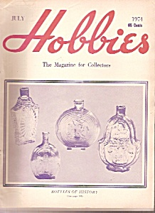 Hobbies magazine - July 1974 (Image1)