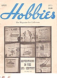 Hobbies magazine -  April 1975 (Image1)