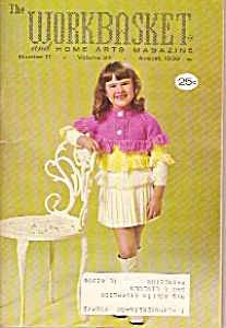 The Workbasket and home arts magazine - August 1969 (Image1)