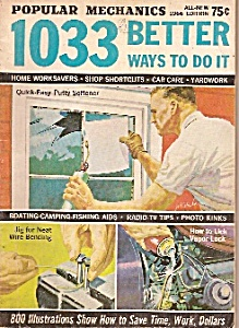 Popular Mechanics -  1966 edition (Image1)
