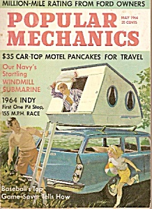 Popular Mechanics Magzine- May 1964