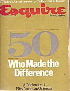 Esquire magazine -December 1983 (Image1)