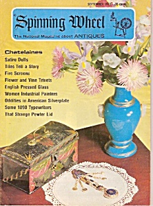 Spinning Wheel Magazine - September 1973