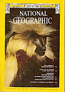 National Geographic Magazine- September 1976