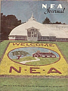 Nea Journal - September 1951
