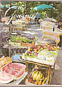 Gourmet magazine-  June 1973 (Image1)