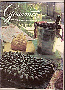 Gourmet magazine -  August 1975 (Image1)