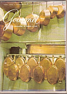 Gourmet Magazine -  June 1976 (Image1)