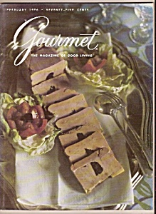 Gourmet Magazine - February 1976